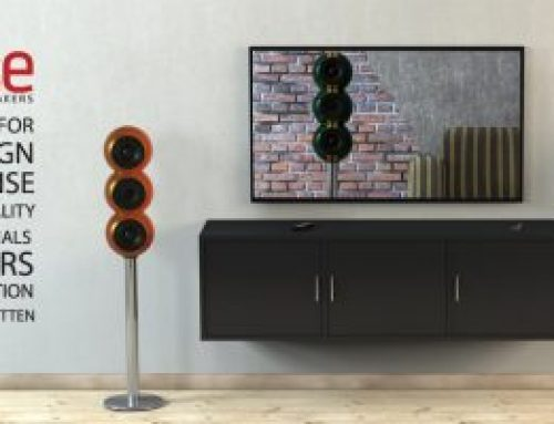 In Mono: 2Sense Speakers