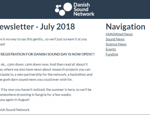 The July Newsletter